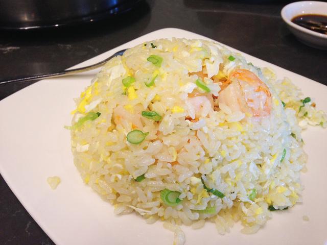 Shrimp Fried Rice - Din Tai Fung