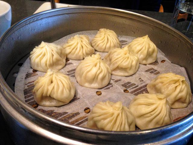 Pork Dumplings Xiao Long Bao - Din Tai Fung