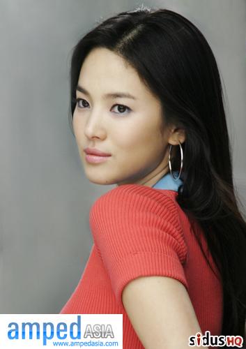 Song hye gyo fetish