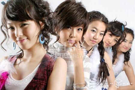 Wonder Girls | Amped Asia