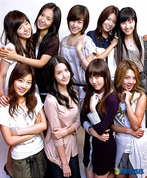 SNSD (Girls Generation) | Amped Asia