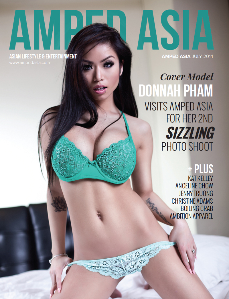 Donnah Pham July 2014 Issue