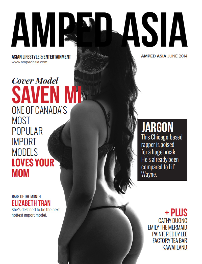 June 2014 Amped Asia