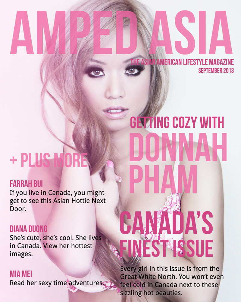 Donnah Pham Amped Asia