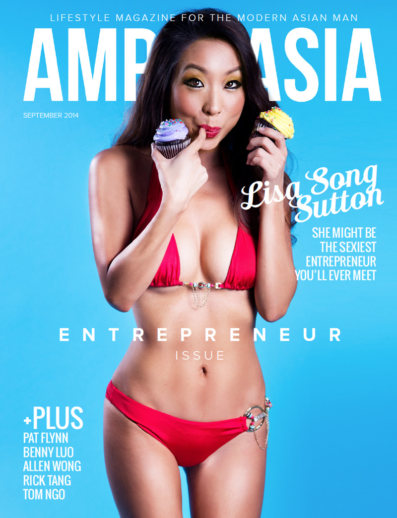 Lisa Song Sutton - Sep 2014 Entrepreneur Issue