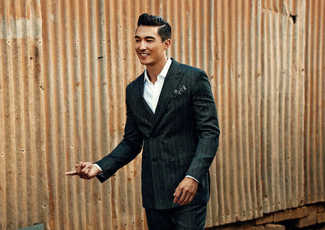 Daniel Henney Asian Hairstyle