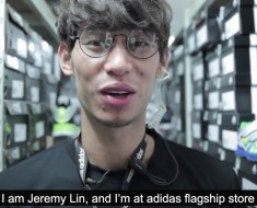 Jeremy Lin Adidas Commercial