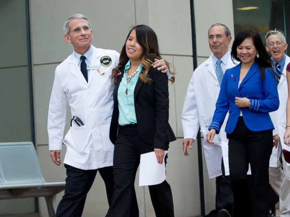 Nina Pham Ebola
