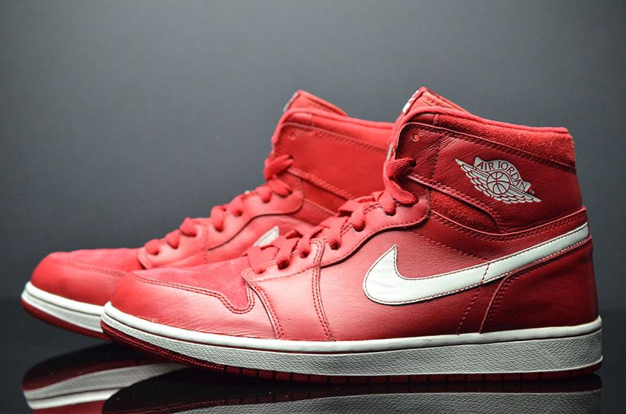 Grym Red Jordan 1