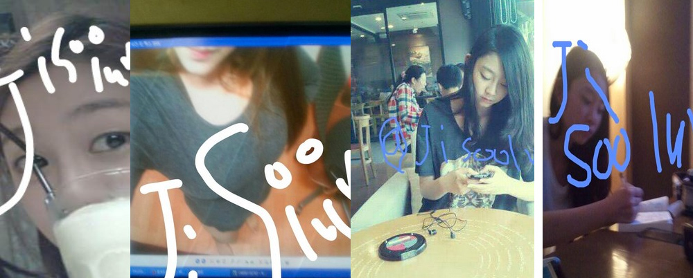 Private photos from Ji Soo to prove that accuser knew her.