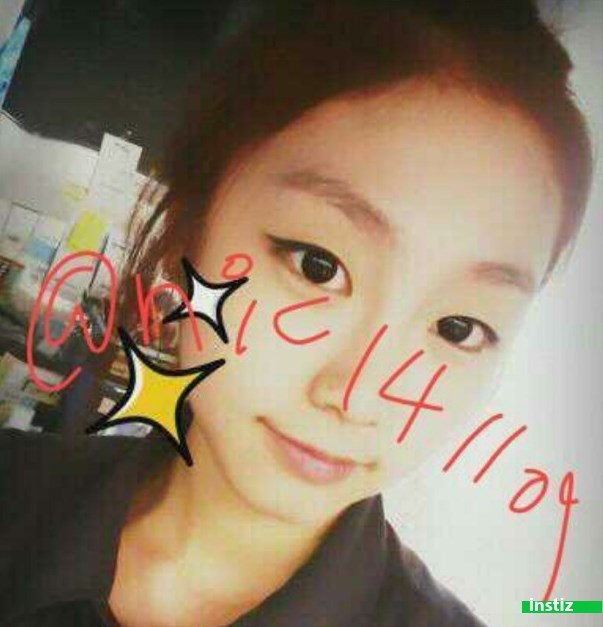 Private Selca of Seo Ji Soo