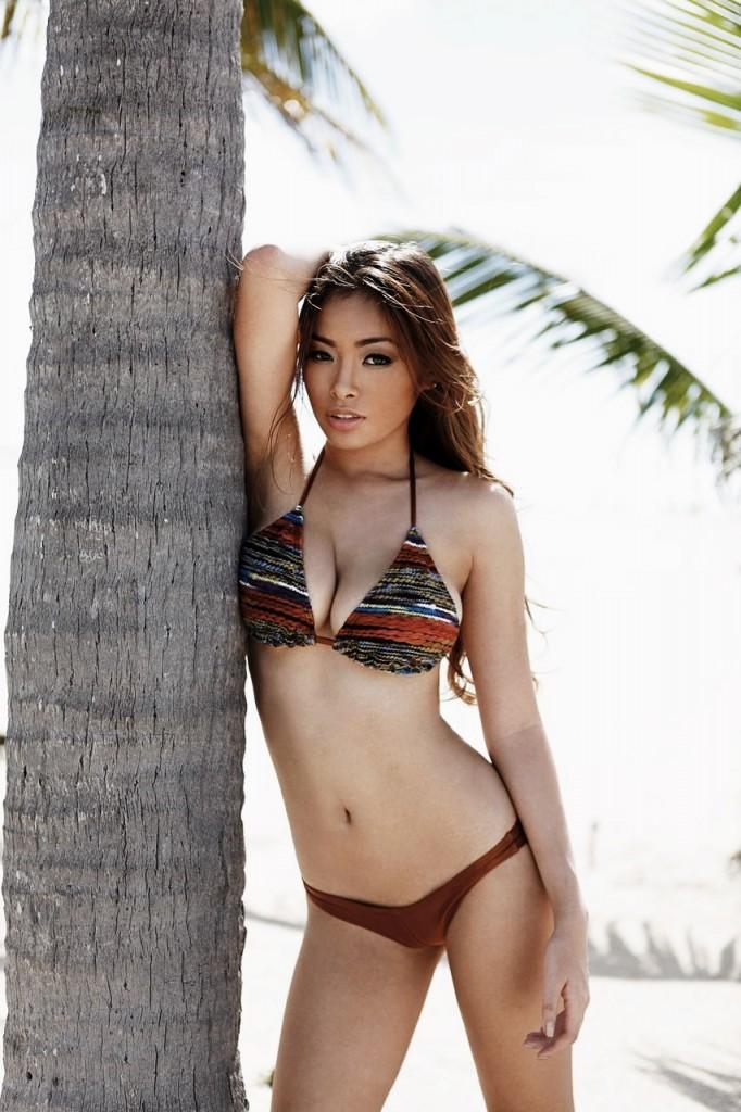 Buy Here Pay Here Miami >> Vivian Chau Flaunts Her Bikini Bod in Miami – Amped Asia Magazine
