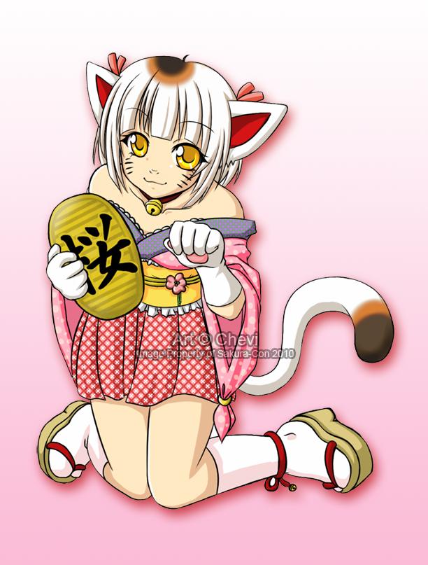 Sakura_Con_2009___Maneki_Neko_by_Chevi