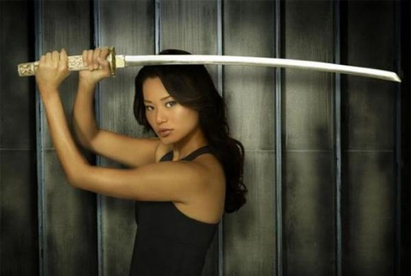 Sexy Asian Girls With Swords, A Cut Above The Rest