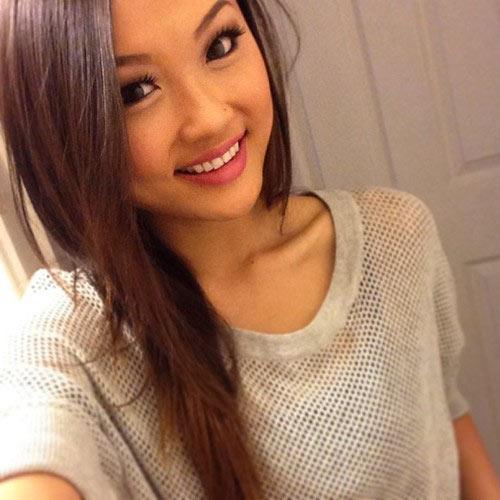 xxx asian selfies
