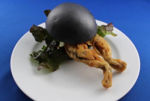 frog-burger