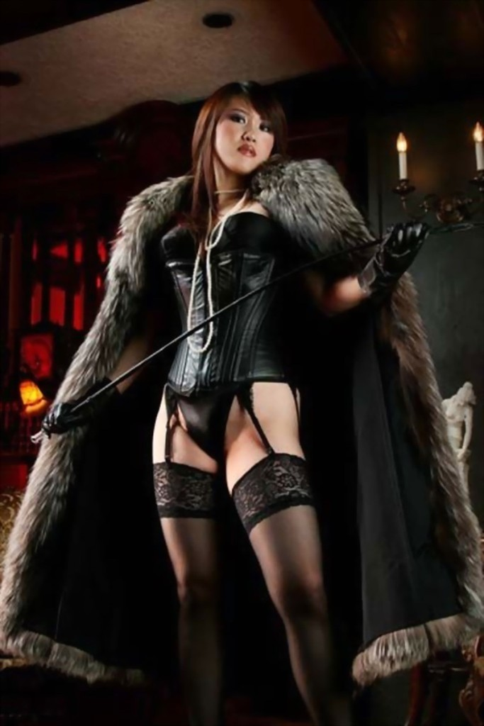 Dominatrix Mistress April - Model page