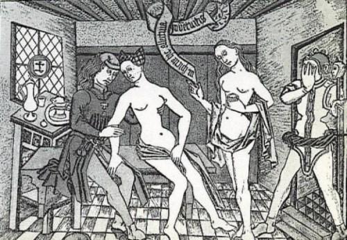 Prostitution-Medieval-