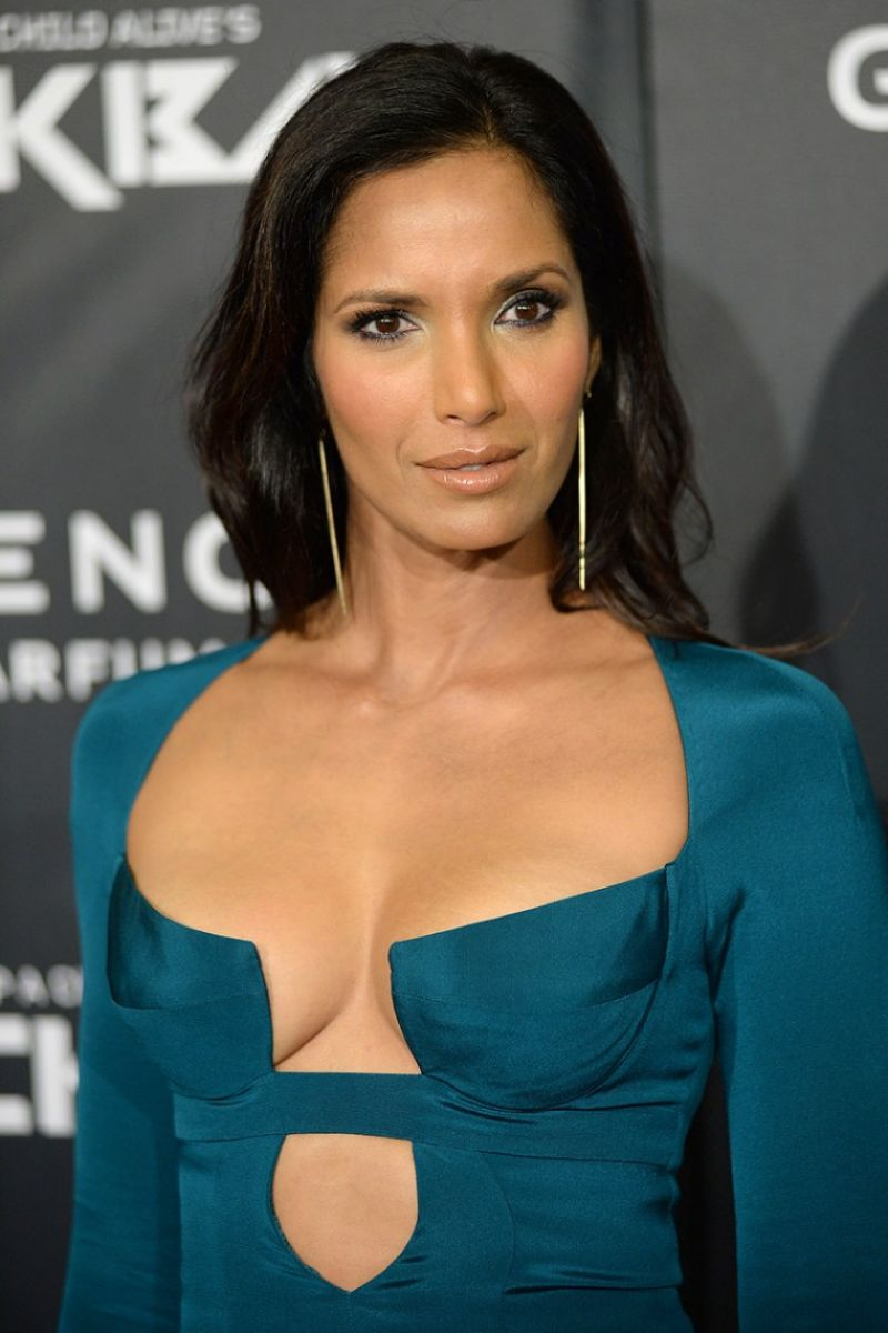Emmynominated Padma Lakshmi is internationally known as a food expert model actress and bestselling author as well as the recipient of the 2016 NECO Ellis Island