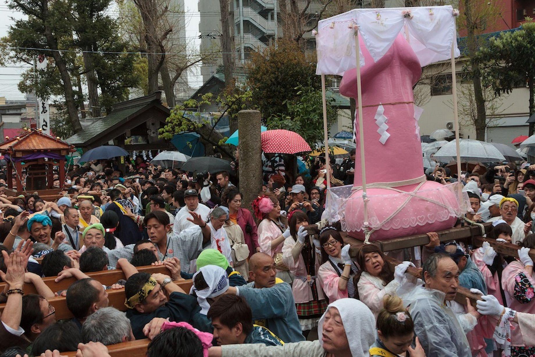 Kanamara-festival