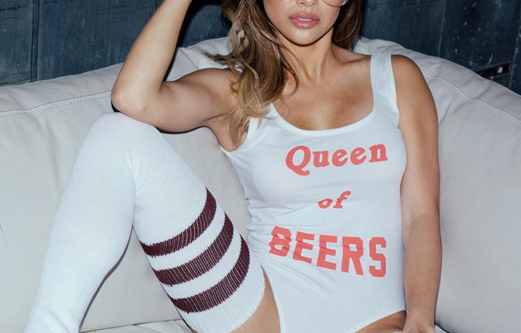 Danielle Lo Amped Asia Cover
