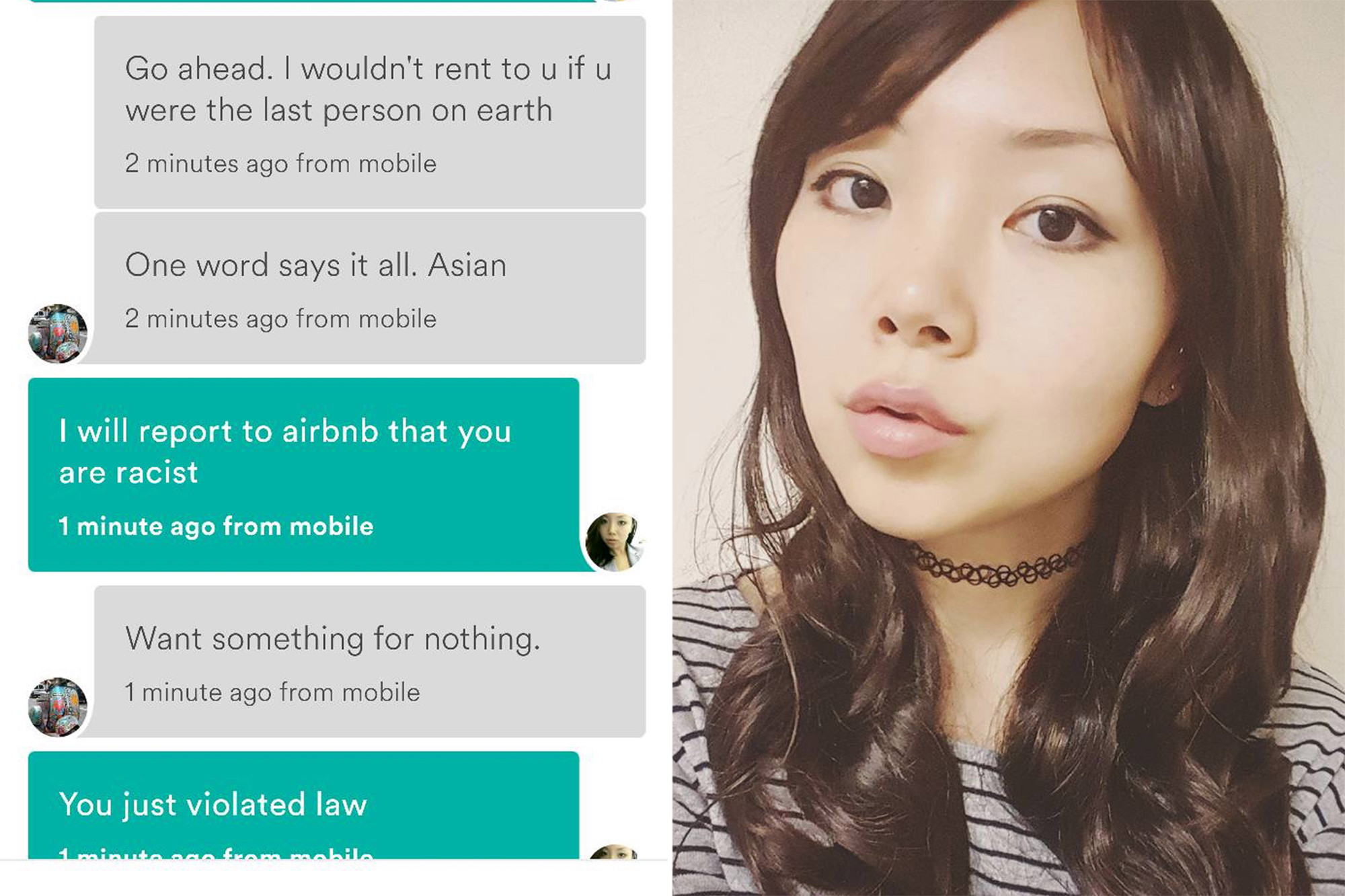 Racist Airbnb Host is Fined $5000 and Must Take an Asian American