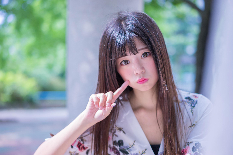 Girls asian How Asian